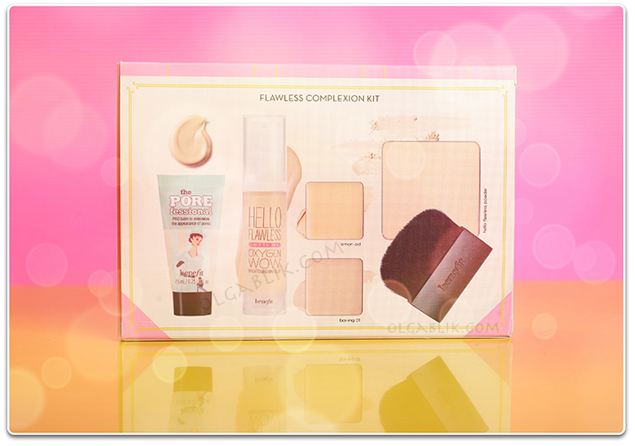 наборы Benefit How To Look The Best At Everything Kit in Light