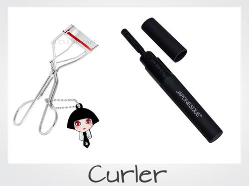 Japonesque Heated Mini Lash Curler Shu Uemura Eyelash Curler