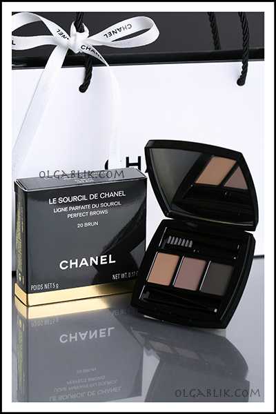 Chanel Perfect Brows