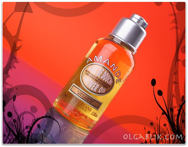 Loccitane Almond Shower Oil - отзывы и фото
