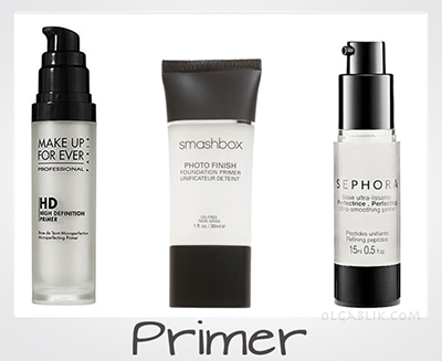 Make Up For Ever HD Microperfecting Primer Smashbox Photo Finish Primer Sephora Smoothing Primer