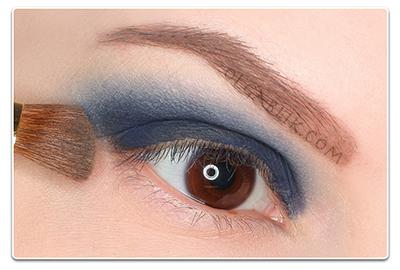 Пошаговый макияж c продуктами Illamasqua