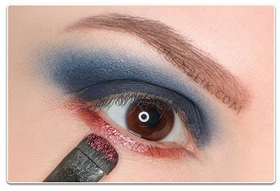 Illamasqua Makeup Liquid Metal Palette