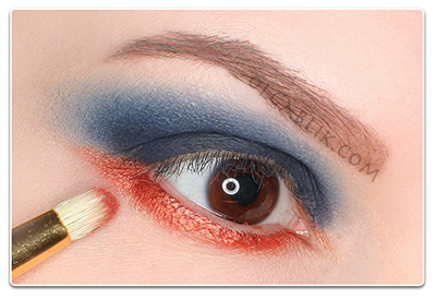 Illamasqua Makeup Mac Coppering Eye Shadow