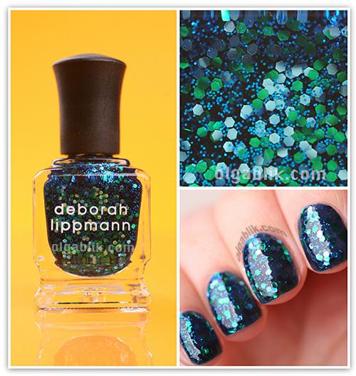 Deborah Lippmann Across the Universe лак для ногтей nail polish