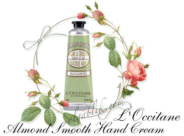 Крем для рук Миндаль от L'occitane Almond Smooth Hand Cream