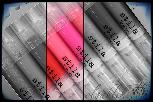 Lip Glaze and Lip Gloss Stila Cosmetics15