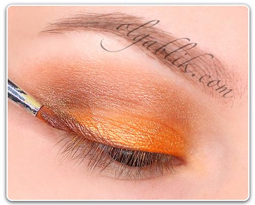 Рисуем стрелки Maybelline Eyestudio Lasting Drama Gel Eyeliner 24h
