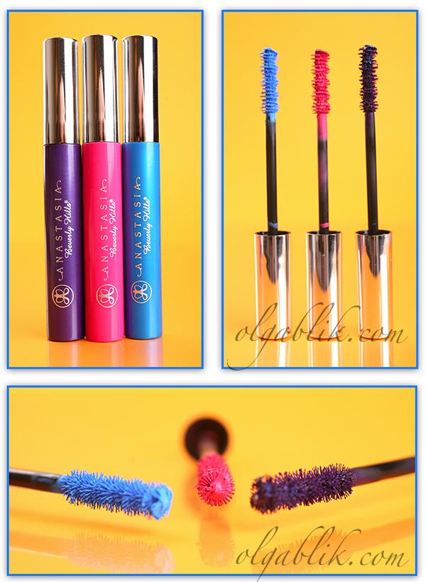 Цветная тушь для ресниц Anastasia Beverly Hills