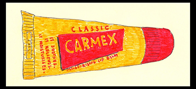 Carmex Lip Balm Tube бальзам для губ