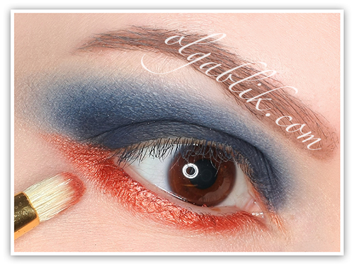 Палетка Illamasqua 4-Colour Liquid Metal Palette