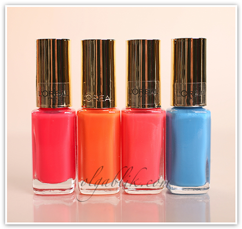 Лак для ногтей L 'Oreal Paris Color Riche Nail Polish
