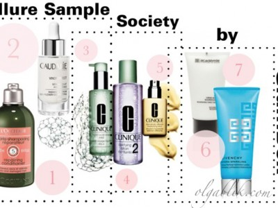 Allure Sample Society by GlamBox #7 Июль-Август