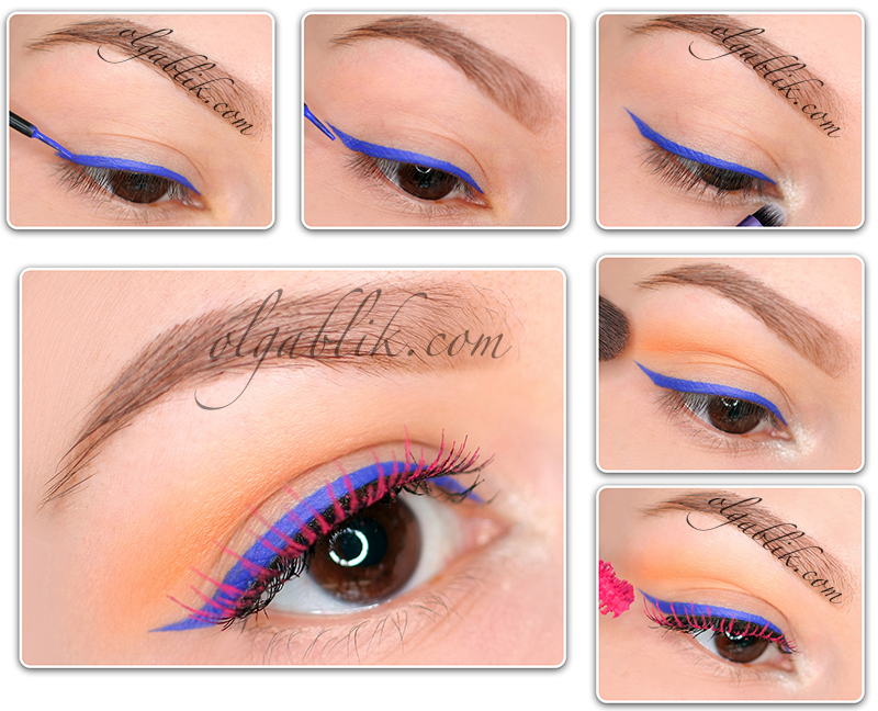 Makeup Trends Colored Eyeliner