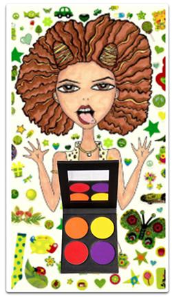 Sugarpill Cosmetics - 4-Color Palette