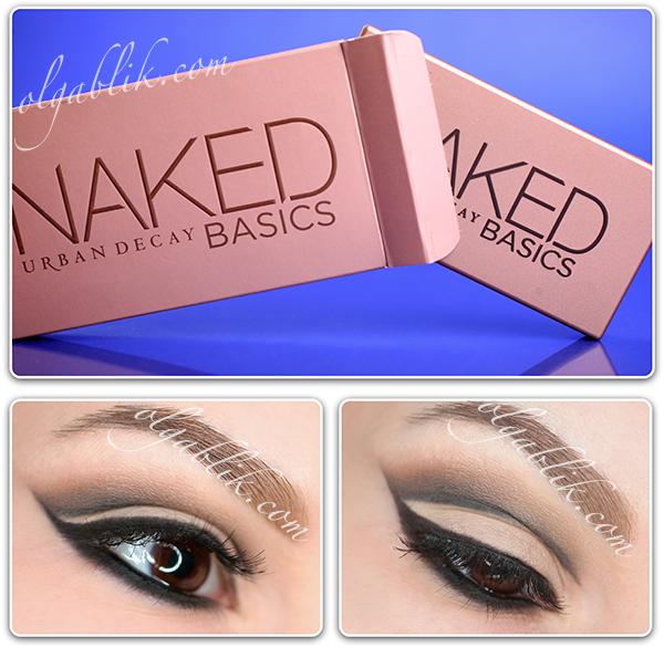 Тени Urban Decay Naked Basics Eyeshadow Palette Review, Photos, Swatches, Отзывы