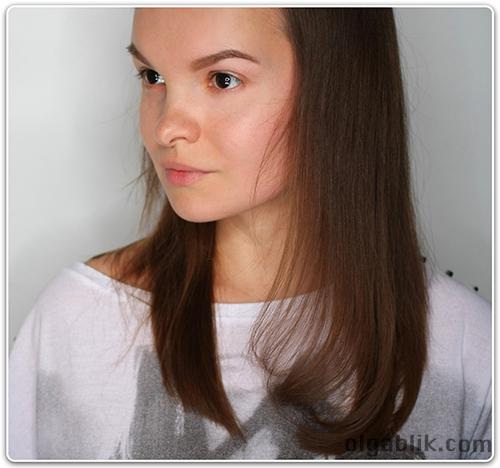 Philips Dynamic Volume brush, Укладка волос, Фен-щетка, Пошагово.