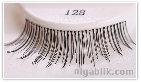 Накладные ресницы Salon Perfect Lashes 128