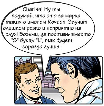 The History of Revlon Cosmetics, История косметической марки, Revlon.
