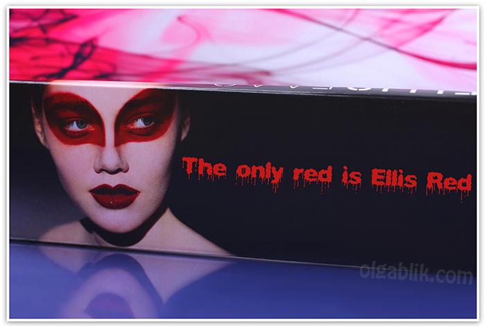 Распаковка косметики Ellis Faas