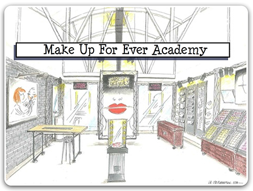 Make Up For Ever, косметика, отзывы