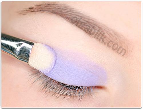 Purple Smokey Eyes Makeup Tutorial, Пошаговый макияж для карих глаз