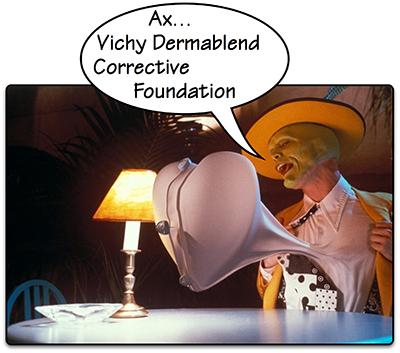 Тональный крем Vichy Dermablend Corrective Foundation