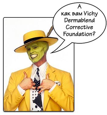 Vichy Dermablend Corrective Foundation, Крем для проблемной кожи, Отзывы