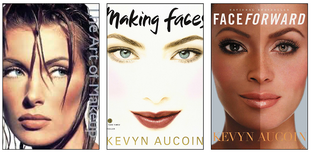 Kevyn Aucoin Сosmetics - история косметики и книги