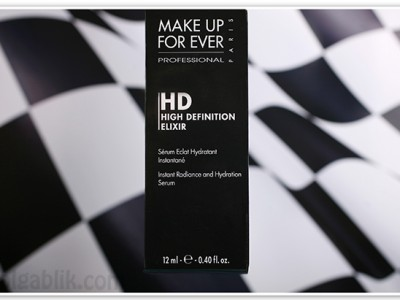 Make Up For Ever HD Elixir-База под макияж.