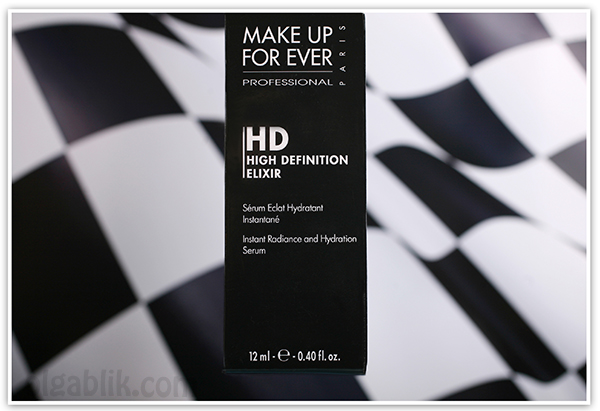 База под макияж Make Up For Ever HD Elixir