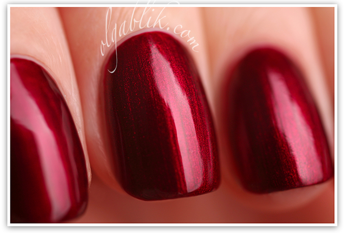 China Glaze 2013 Autumn- Red-y Willing, лак для ногтей, отзывы, фото, China Glaze, Nail Lacquers Reviews, Photos, Swatches