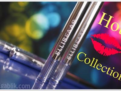 Ellis Faas Hot Lips Lipsticks Collection. Отзывы. Фото. Видео.