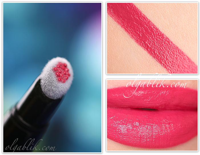 Ellis Faas Hot Lips Lipsticks Collection, Review, Photos, Swatches, Отзывы, Фото, Помада, Ellis Faas Cosmetics, L406