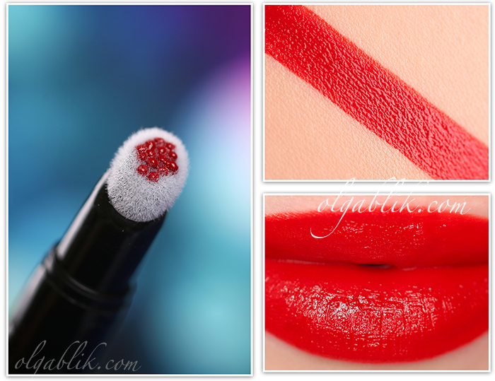 Ellis Faas Hot Lips Lipsticks Collection, Review, Photos, Swatches, Отзывы, Фото, Помада, Ellis Faas Cosmetics, L401