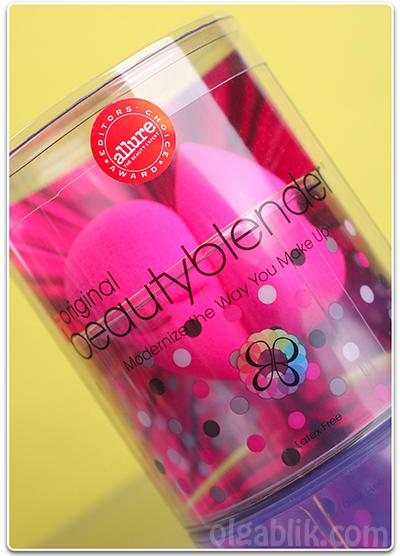 Спонжи для макияжа BeautyBlender The original - отзывы