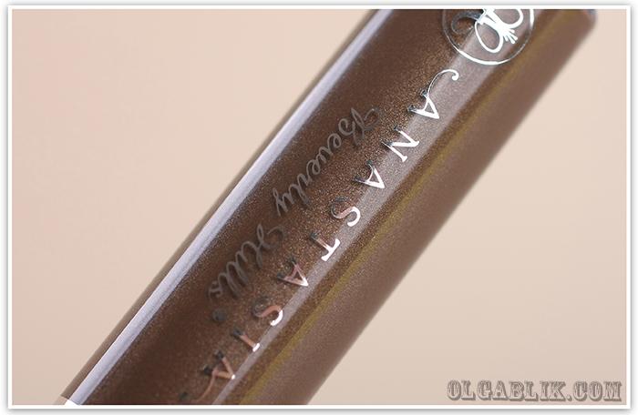 Anastasia Beverly Hills Tinted Brow Gel Granite, Гель для бровей, Отзывы, Фото, Reviews, Photos, Swatches