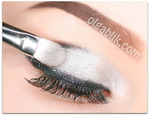 New Years Makeup, тени Chanel Illusion DOmbres 85 Mirifique, фото, отзывы, пошаговый макияж