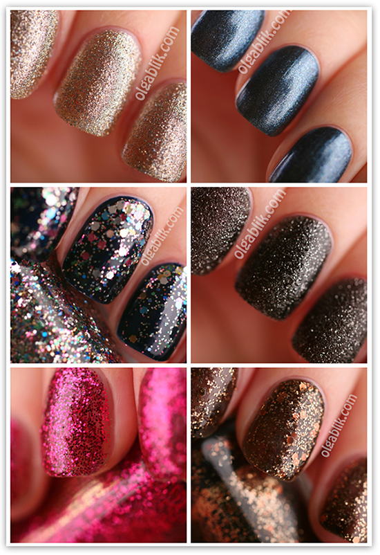 Лаки для ногтей LOreal Color Riche