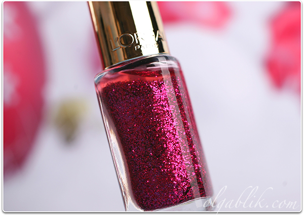 Лак для ногтей LOreal Paris Color Riche 836 Scarlet Tinsel, отзывы, фото, Reviews, Photos