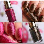 LOreal Paris Color Riche 822 Bronze Parure & 836 Scarlet Tinsel