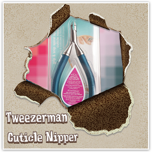 Tweezerman Grip & Snip Spiral Spring Cuticle Nipper, кусачки для кутикулы, Review, Photos, Отзывы