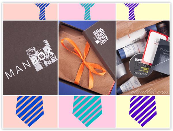ManBox Декабрь — GlamBox