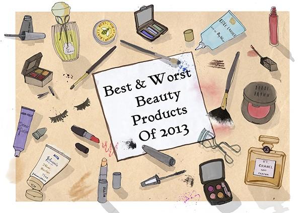 Лучшая и худшая косметика за 2013 год