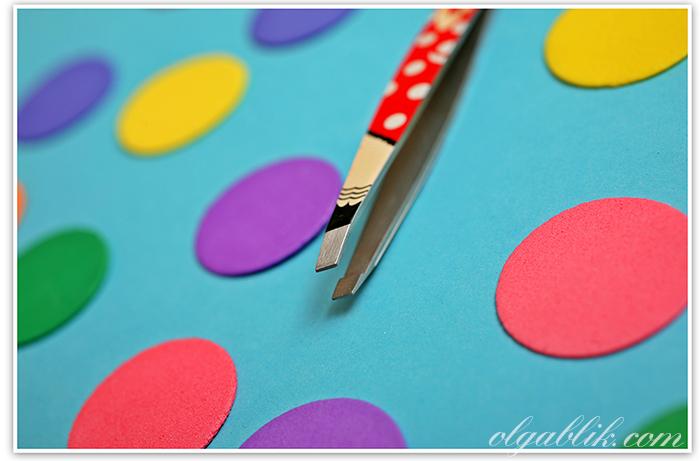 Пинцет для бровей Pylones Bikini Pince A Epiler Tweezer