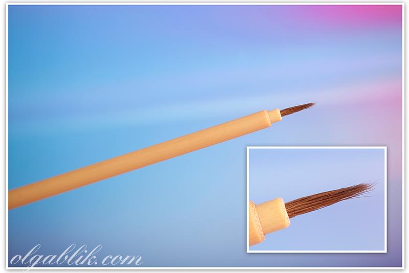 Hakuhodo Tentsuke Eyeliner Brush