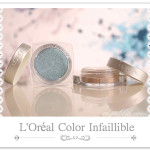 Тени для век Loreal Color Infaillible: Immaculate Ocean & Sahara Treasure