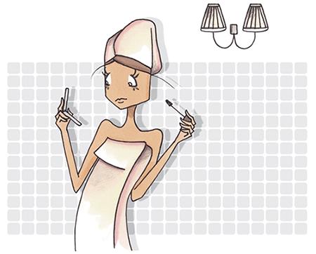 Makeup Station With Lights, Освещение рабочего стола визажиста, Правильный свет для макияжа.