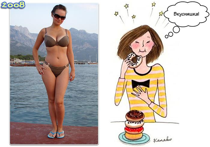 сижу на диете почему не худею хоро