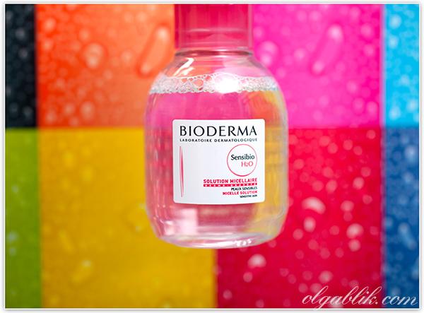 Мицеллярный раствор Bioderma Sensibio H2O, отзывы, сравнение, состав